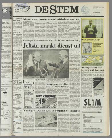 de Stem 1991-08-24