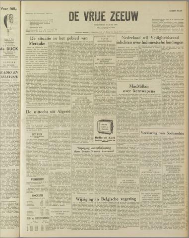 de Vrije Zeeuw 1962-06-27
