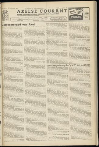 Axelsche Courant 1955-11-19