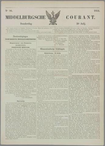 Middelburgsche Courant 1854-07-20