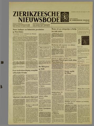 Zierikzeesche Nieuwsbode 1962-06-25