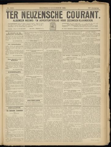 Ter Neuzensche Courant. Algemeen Nieuws- en Advertentieblad voor Zeeuwsch-Vlaanderen / Neuzensche Courant ... (idem) / (Algemeen) nieuws en advertentieblad voor Zeeuwsch-Vlaanderen 1929-12-09