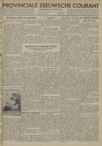 Provinciale Zeeuwse Courant 1944-05-25