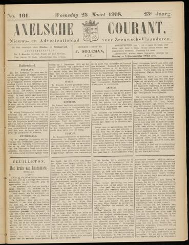 Axelsche Courant 1908-03-25