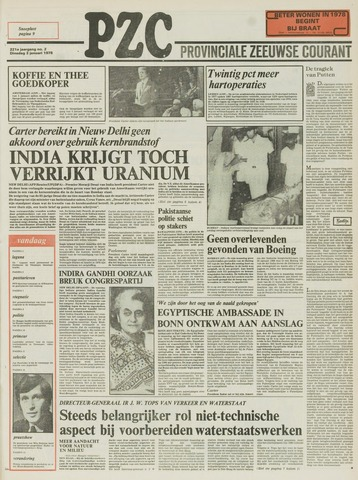 Provinciale Zeeuwse Courant 1978-01-03
