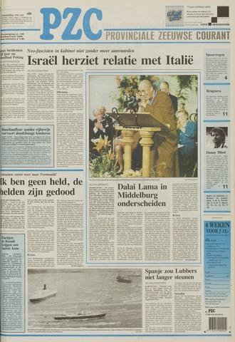 Provinciale Zeeuwse Courant 1994-06-06