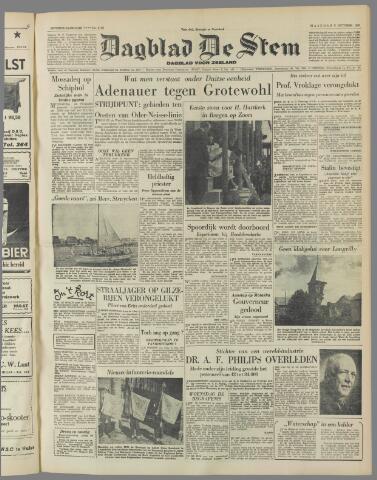 de Stem 1951-10-08