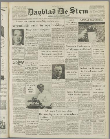 de Stem 1955-11-10
