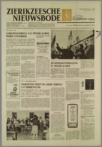 Zierikzeesche Nieuwsbode 1974-12-20