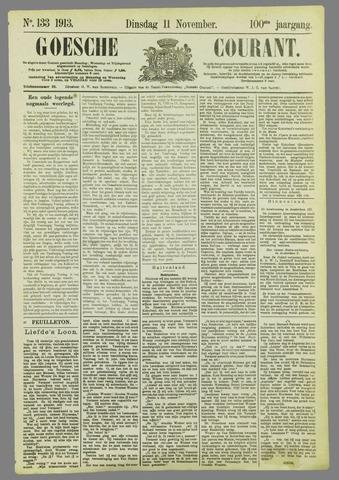 Goessche Courant 1913-11-11
