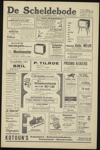 Scheldebode 1961-04-27