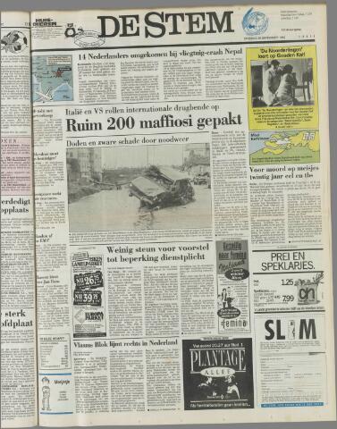 de Stem 1992-09-29