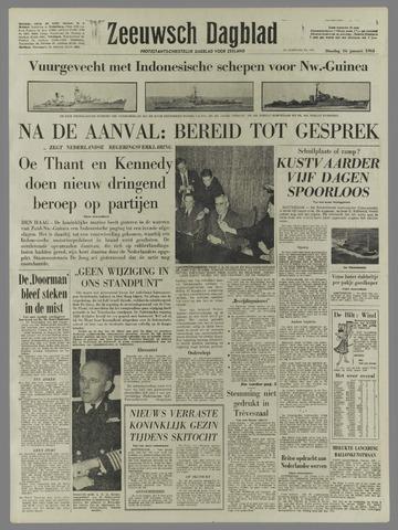 Zeeuwsch Dagblad 1962-01-16