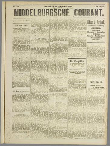 Middelburgsche Courant 1927-10-31