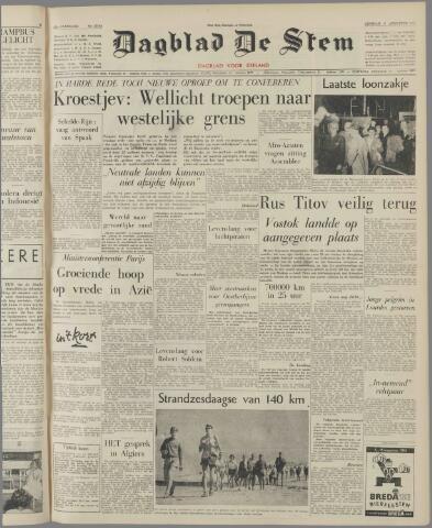 de Stem 1961-08-08