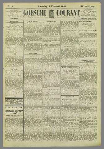 Goessche Courant 1927-02-02
