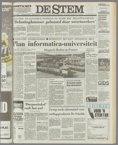 de Stem 1984-09-27