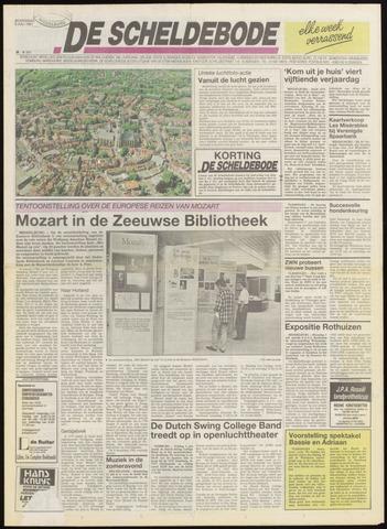 Scheldebode 1991-07-03