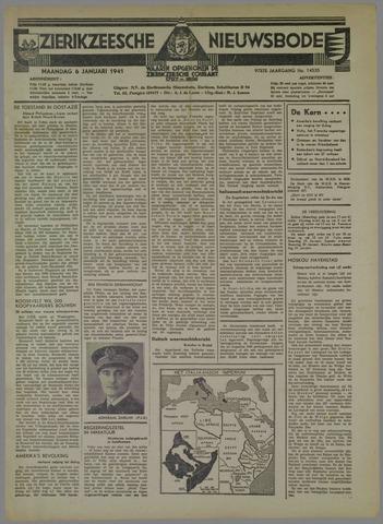 Zierikzeesche Nieuwsbode 1941-01-06