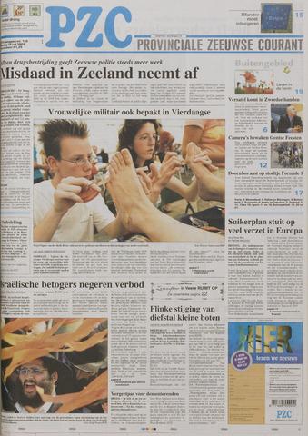 Provinciale Zeeuwse Courant 2005-07-19