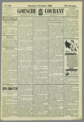 Goessche Courant 1929-12-09