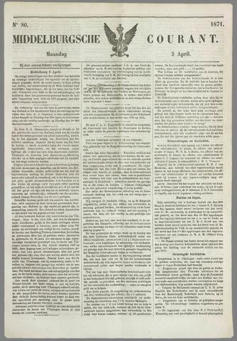 Middelburgsche Courant 1871-04-03