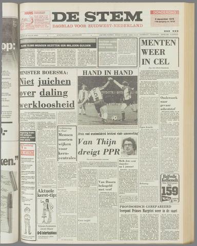 de Stem 1976-12-09