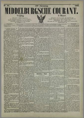 Middelburgsche Courant 1893-03-03