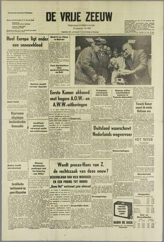 de Vrije Zeeuw 1969-02-12