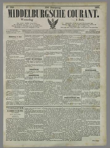 Middelburgsche Courant 1891-07-01