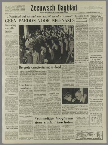 Zeeuwsch Dagblad 1960-01-04
