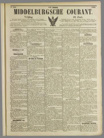 Middelburgsche Courant 1906-06-22
