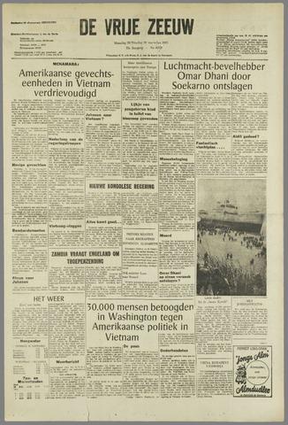 de Vrije Zeeuw 1965-11-29