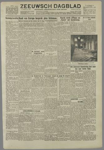 Zeeuwsch Dagblad 1950-08-15