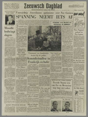 Zeeuwsch Dagblad 1962-01-05