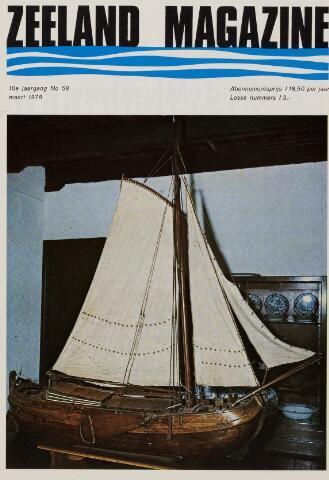 Zeeland Magazine / Veerse Meer Gids 1978-03-01