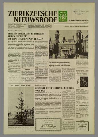 Zierikzeesche Nieuwsbode 1974-12-17