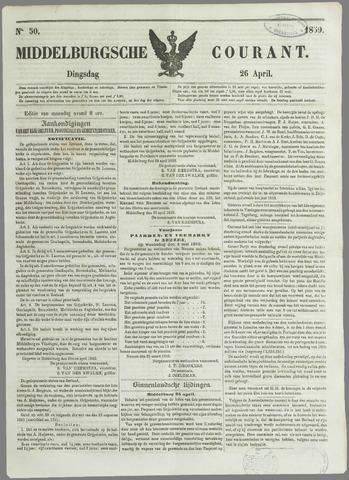 Middelburgsche Courant 1859-04-26