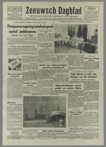 Zeeuwsch Dagblad 1956-12-29