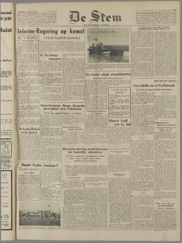de Stem 1948-01-05