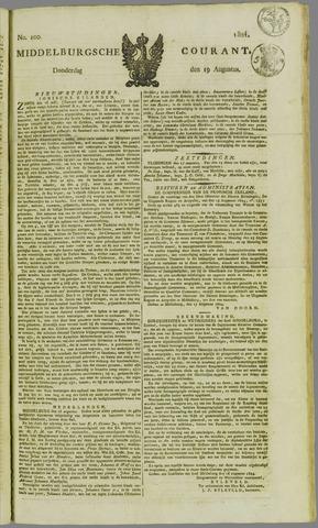 Middelburgsche Courant 1824-08-19