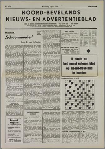 Noord-Bevelands Nieuws- en advertentieblad 1980-06-05