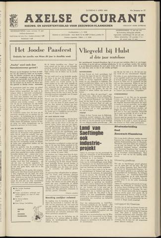 Axelsche Courant 1969-04-05