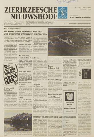 Zierikzeesche Nieuwsbode 1973-02-01