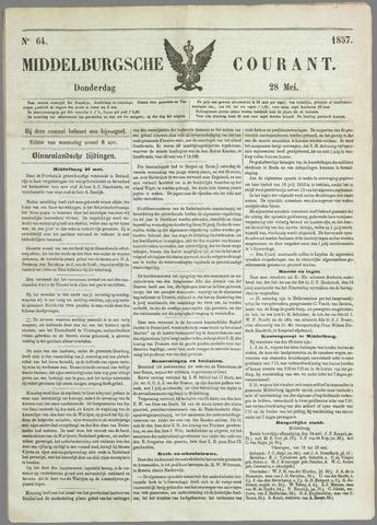 Middelburgsche Courant 1857-05-28