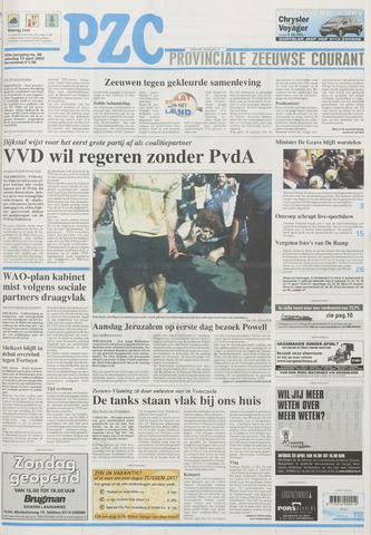Provinciale Zeeuwse Courant 2002-04-13