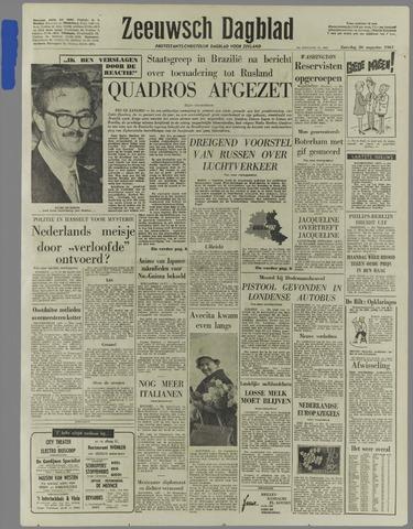 Zeeuwsch Dagblad 1961-08-26