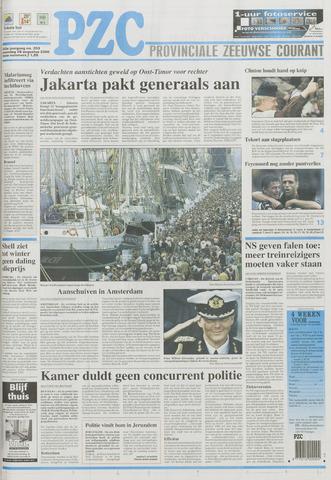 Provinciale Zeeuwse Courant 2000-08-28
