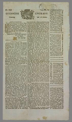Goessche Courant 1826-10-16