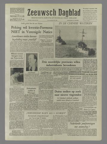 Zeeuwsch Dagblad 1958-09-10